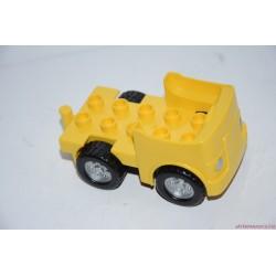 Lego Duplo sárga kisautó