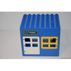 Lego Duplo ház elem ajtókkal és ablakkal