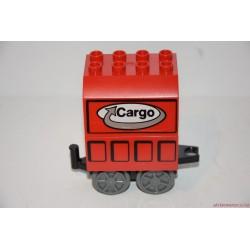 Lego Duplo vagon, vasúti kocsi