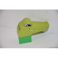 Lego Duplo krokodil fej