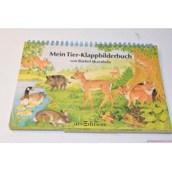 Mein Tier - Klappbilderbuch képeskönyvem