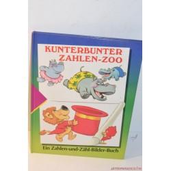 Kunterbunter Zahlen lottto Számolós képeskönyvem