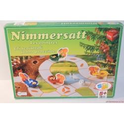 Nimmersatt - Telhetetlen mókusok társasjáték