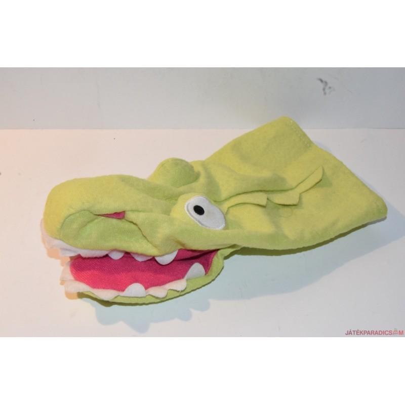 IKEA plüss krokodil báb