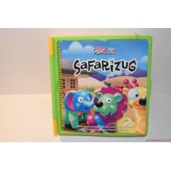 Fisher-Price Creatrix Safarizug játék