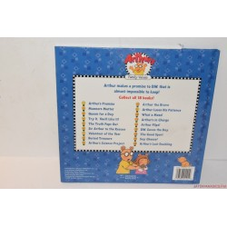 Arthur's promise könyv
