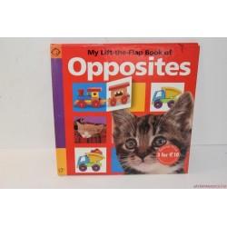 Opposites azaz ellentétek című könyv