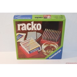 Vintage Racko társasjáték