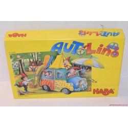 HABA 4399 Auto Lino társasjáték