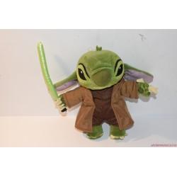 Stitch plüss űrlény, mint Star Wars Yoda mester