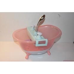 Baby Born zenélő fürdőkád