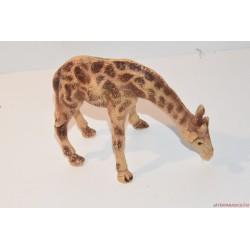 Bullyland zsiráf: kézzel festett figura
