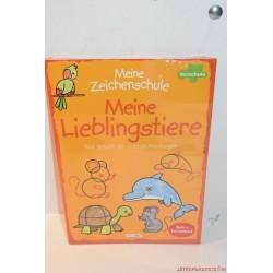 Meine Zeichenschule német könyv