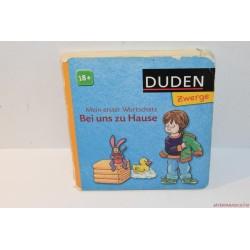 Duden: Bei uns zu Hause német könyv