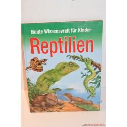 Reptilien német könyv