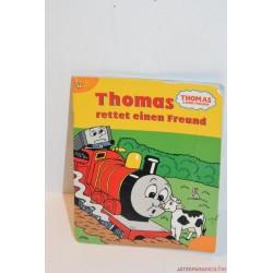 Thomas lapozó német füzet könyv
