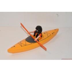 Playmobil kenu csónak készlet