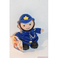 Noddy plüss rendőr Új