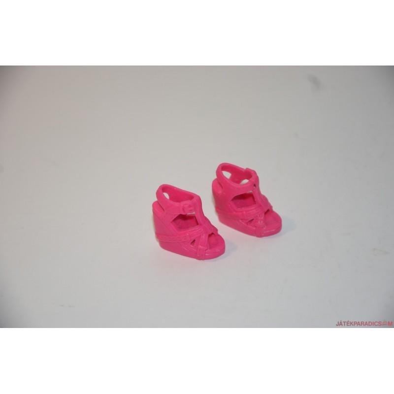 Barbie rózsaszín magastalpú szandál
