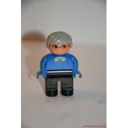 Vintage Lego Duplo szemüveges bácsi