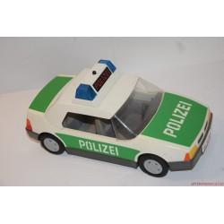 Playmobil rendőrautó