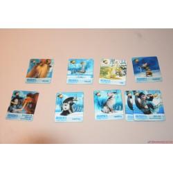 Ice Age, Jégkorszak 4 2D kártyák