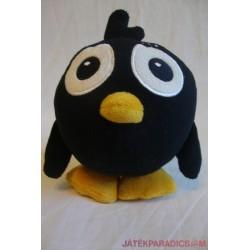 Plüss pingvin nagy szemekkel