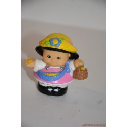 Fisher-Price Little People ázsiai kislány