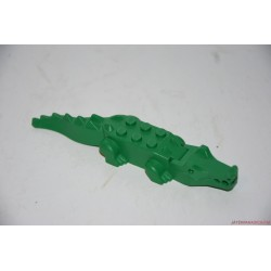 LEGO zöld krokodil
