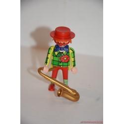 Playmobil bohóc szaxofonnal