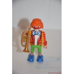 Playmobil bohóc trombitával