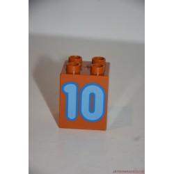 Lego Duplo 10-es számú képes elem
