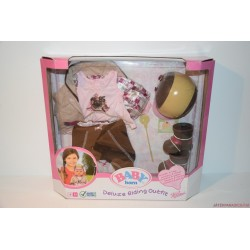 Baby Born lovagló együttes dobozban
