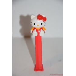 Hello Kitty PEZ cukorkatartó