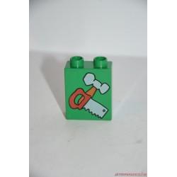 Lego Duplo fűrész és kalapács képes elem