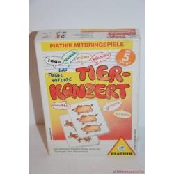 Tier-konzert kártyajáték