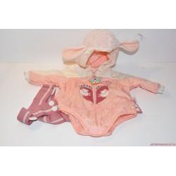 Baby Born báránykás hordozó kabát