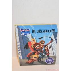 Disney: Die Unglaublichen német mesekönyv