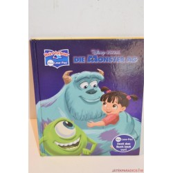Disney: Die Monster AG, Szörny Rt. német mesekönyv