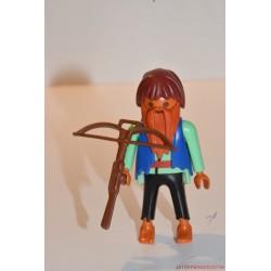 Playmobil szakállas íjas ősember