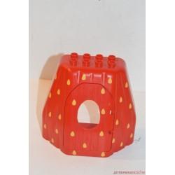 Lego Duplo szamóca házikó