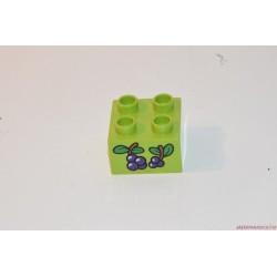Lego Duplo szeder képes elem