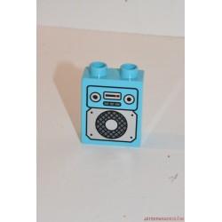 Lego Duplo rádió képes elem