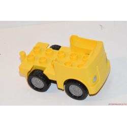 Lego Duplo sárga teherautó