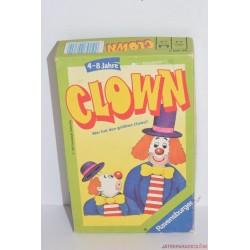 Ravensburger Clown Kinek nő nagyobbra a bohóca? társasjáték