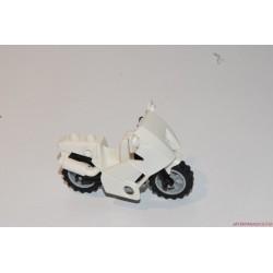 Lego fehér motor