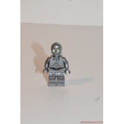 LEGO Star Wars: U-3PO ezüst protokoll droid minifigura sw766