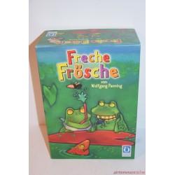 Frecher Frösche társasjáték