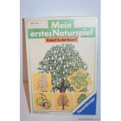 Mein erstes Naturspiel Első természet társasjátékom