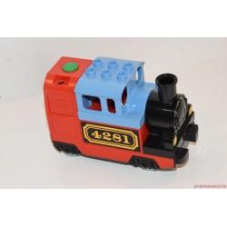 Lego Duplo elektromos mozdony 4281